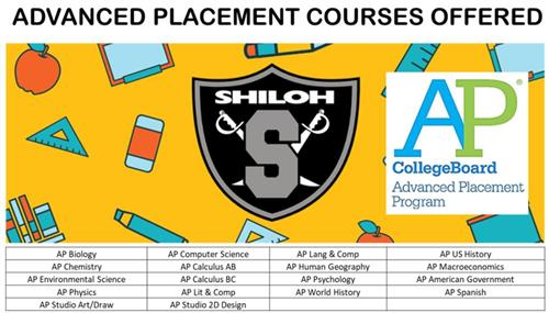 Advanced Placement Courses Offered