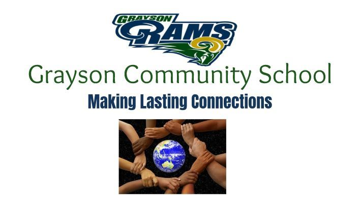 Grayson Community School Making Lasting Connections