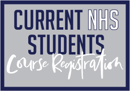 Current NHS Student Course Registration