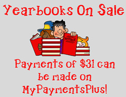 2019-2020 Yearbooks On Sale Now!