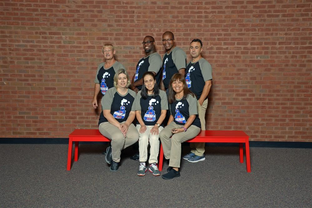Custodial Group Picture