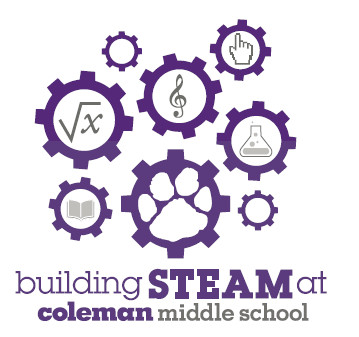 Coleman Middle School Logo