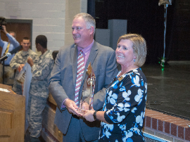 Mrs. Wing Named National Principal of the Year