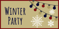 Winter Party logo