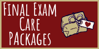 Final Exam Care Packages