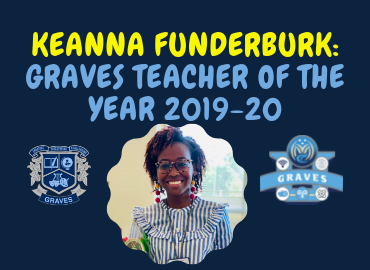 Ms. Funderburk Graves Teacher of the Year